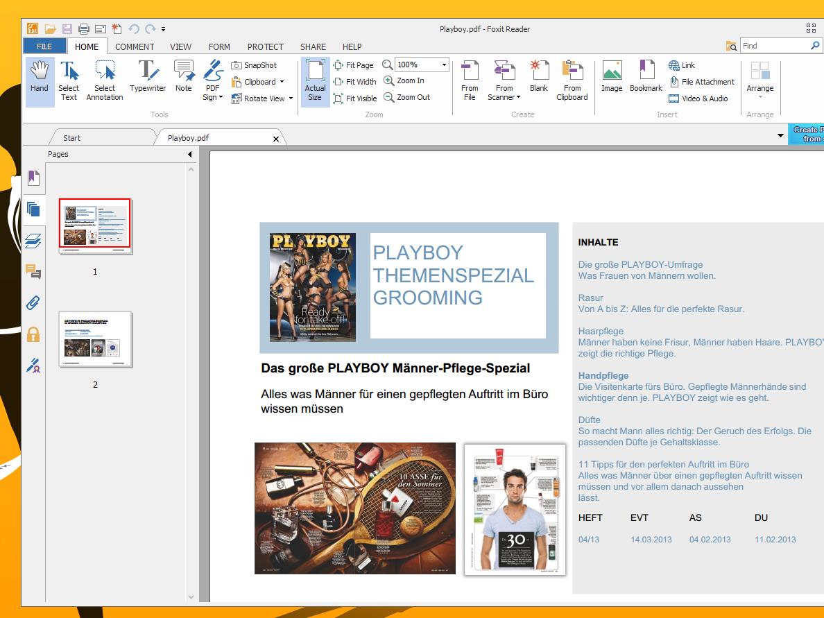 Download Foxit Reader mới nhất – Phần mềm đọc pdf | tinhocbasic